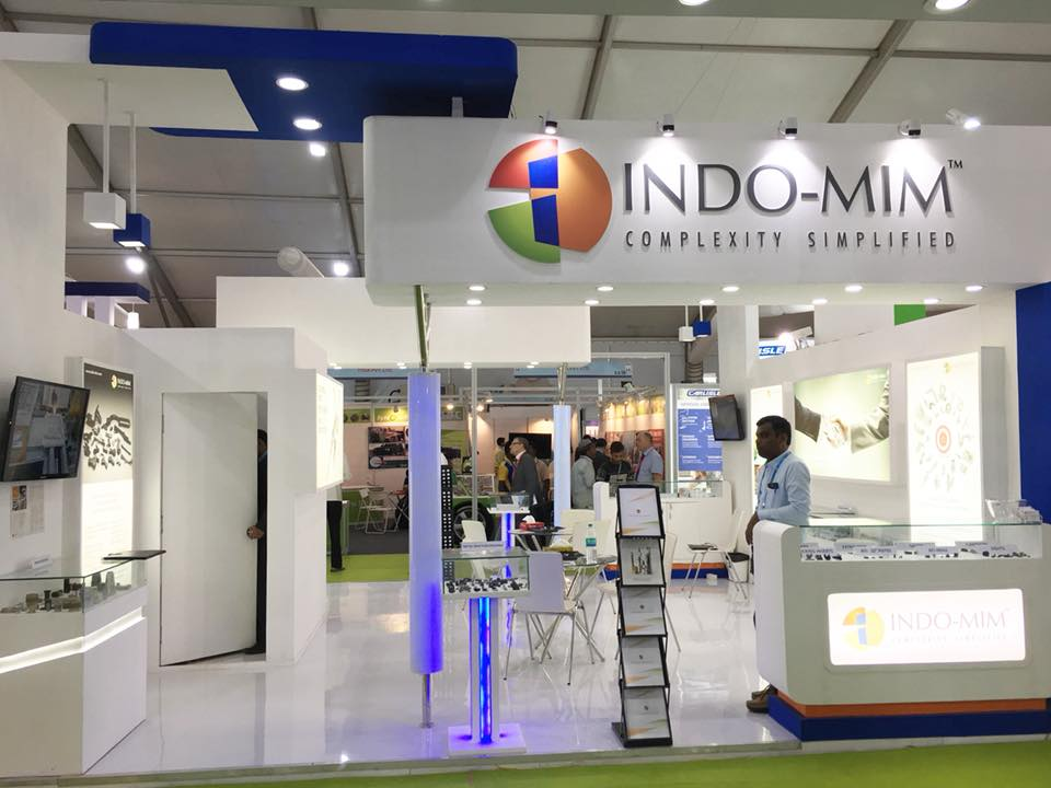 Exhibition Stall Manufacturer In Chennai : Exhibition booth designer and fabricator inhouse fabrication