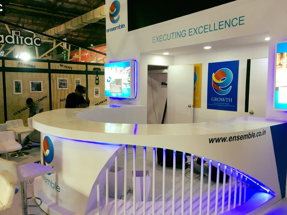 Exhibition Stall Manufacturer In Gujarat : Exhibition booth fabricator exhibition stall designer